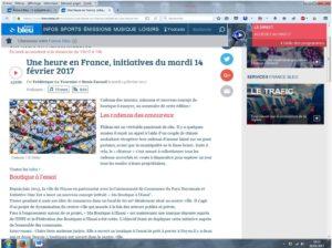 Phileas et Amina, Michelle et Barack sur France Bleu.fr